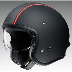 SHOEI ショウエイJ・O CARBURETTOR [ジェイ・オー キャブレターTC-8 ORANGE/BLACK] ヘルメット