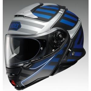 SHOEI ショウエイNEOTECII SPLICER [ネオテック2 スプライサー TC-2 BLUE/BLACK] ヘルメット