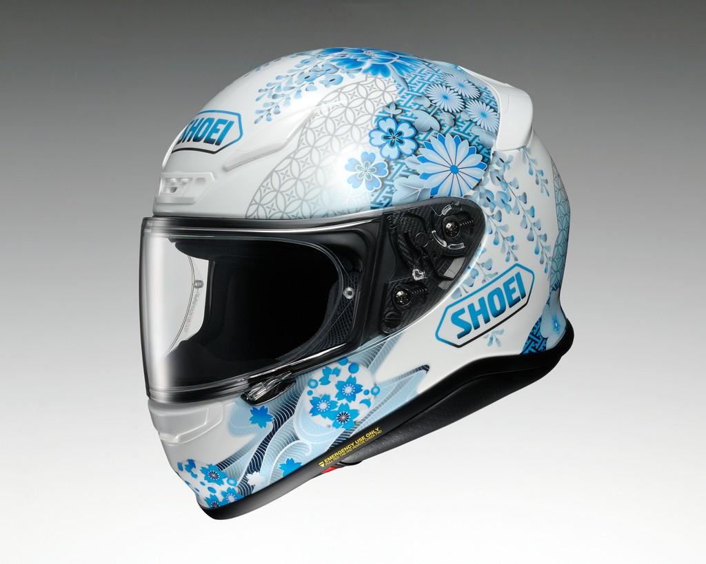 SHOEI ショウエイZ-7 HARMONIC7 [ハーモニック TC-2 BLUE/WHITE] ヘルメット