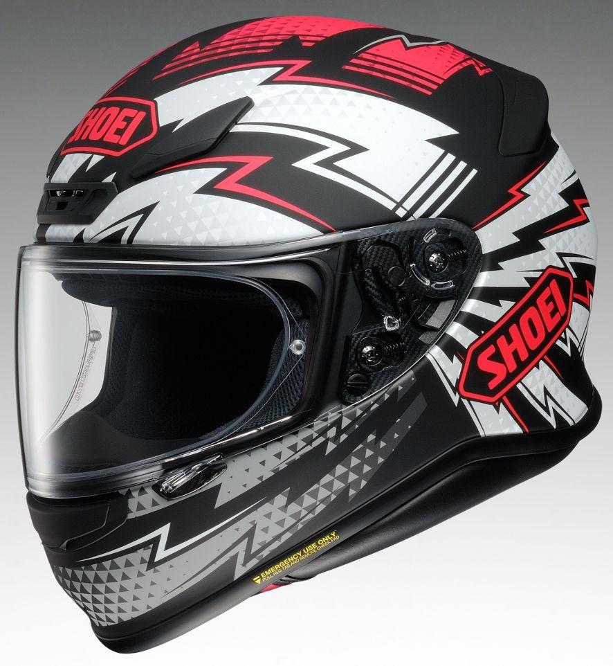 SHOEI ショウエイZ-7 VARIABLE [ゼット-セブン バリアブル TC-1 RED/BLACK] ヘルメット