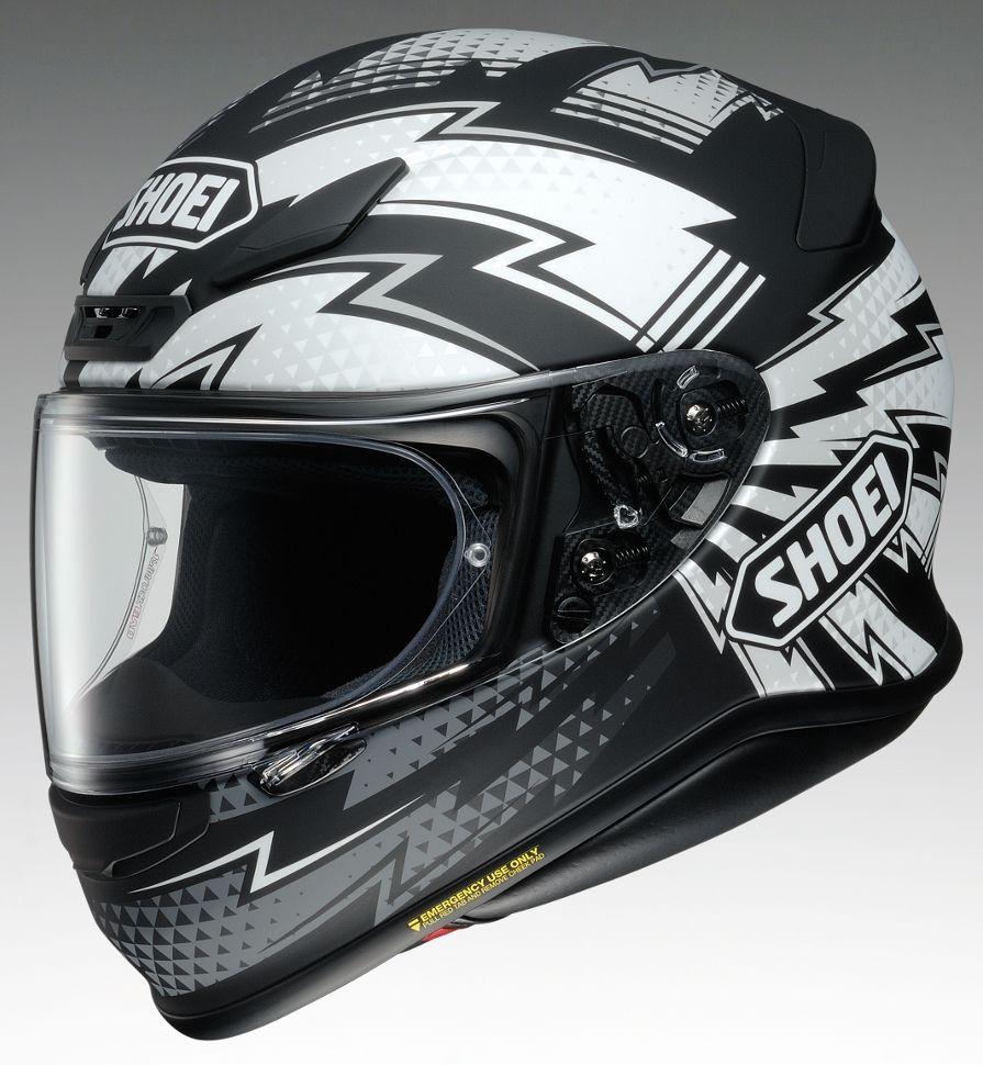 SHOEI ショウエイZ-7 VARIABLE [ゼット-セブン バリアブル TC-5 BLACK/SILVER] ヘルメット