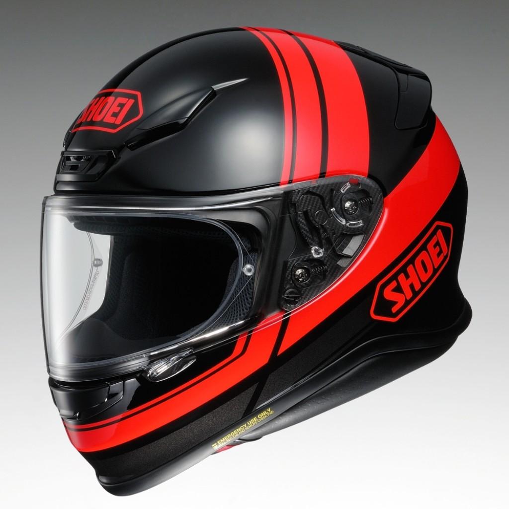 SHOEI ショウエイZ-7 PHILOSOPHER [ゼット-セブン フィロソファー TC-1 RED/BLACK] ヘルメット