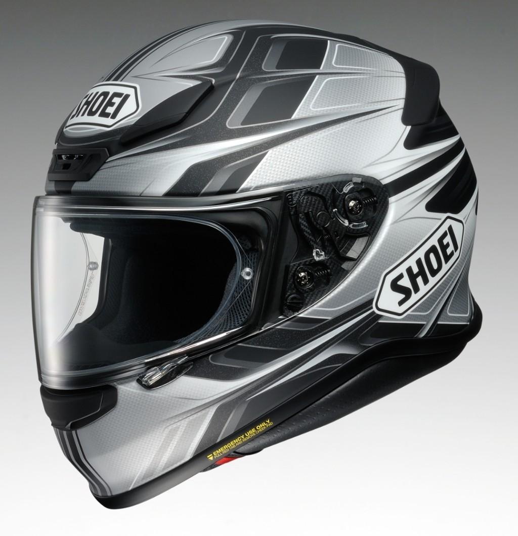 SHOEI ショウエイZ-7 RUMPUS [ゼット-セブン ランパス TC-5 BLACK/GREY] ヘルメット