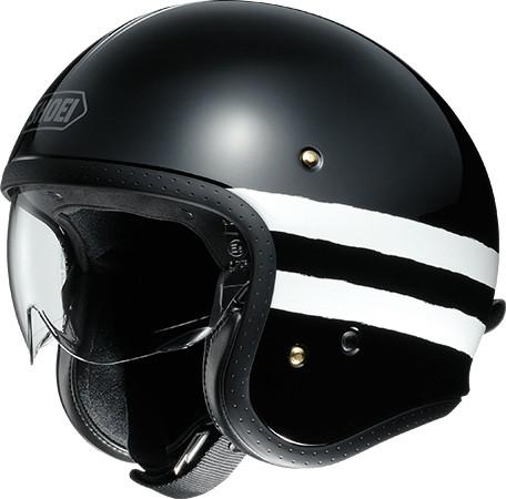 SHOEI ショウエイJ・O SEQUEL [ジェイ・オー シークエル TC-5 BLACK/WHITE] ヘルメット