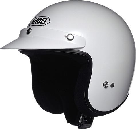 SHOEI ショウエイSR-J [エスアール-ジェイ ホワイト] ヘルメット