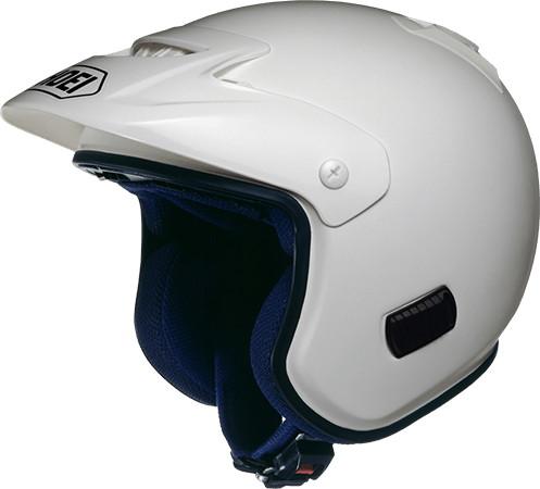 SHOEI ショウエイTR-3 [ティーアール-スリー ホワイト] ヘルメット
