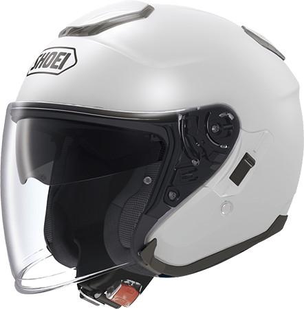 SHOEI ショウエイJ-Cruise [ジェイ-クルーズ ルミナスホワイト] ヘルメット