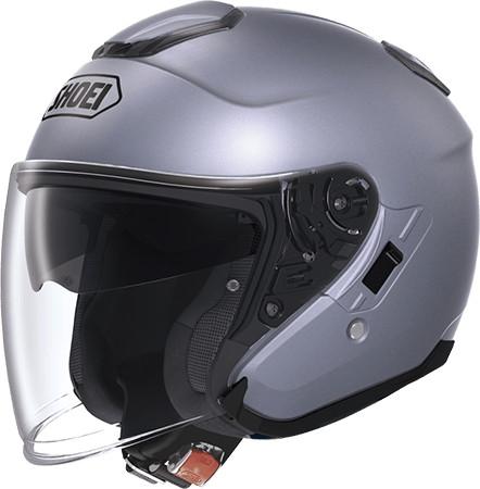 SHOEI ショウエイJ-Cruise [ジェイ-クルーズ パールグレーメタリック] ヘルメット