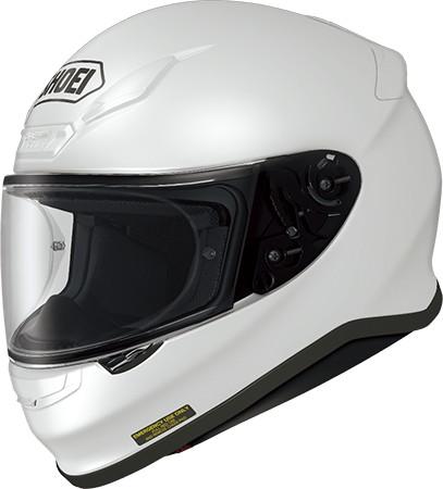 SHOEI ショウエイZ-7 [ゼット-セブン ルミナスホワイト] ヘルメット