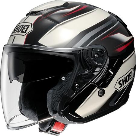 SHOEI ショウエイJ-Cruise PASSE [ジェイ-クルーズ パッセ TC-10 BROWN/WHITE] ヘルメット