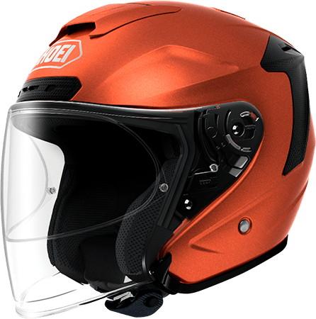 SHOEI ショウエイJ-FORCE IV [ジェイ-フォース フォー タンジェリンオレンジ] ヘルメット