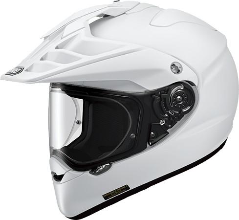 SHOEI ショウエイHORNET-ADV [ホーネット-エーディーヴイ ホワイト] ヘルメット