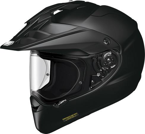 SHOEI ショウエイHORNET-ADV [ホーネット-エーディーヴイ ブラック] ヘルメット
