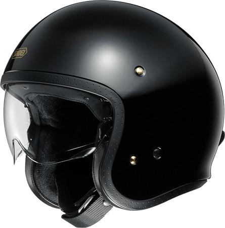 SHOEI ショウエイJ・O [ジェイ・オー ブラック] ヘルメット