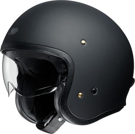 SHOEI ショウエイJ・O [ジェイ・オー マットブラック] ヘルメット