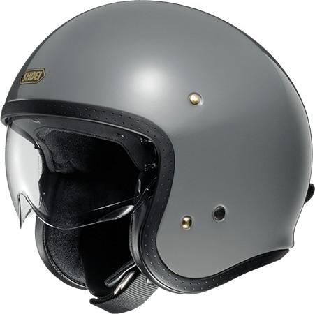SHOEI ショウエイJ・O [ジェイ・オー ラットグレー] ヘルメット