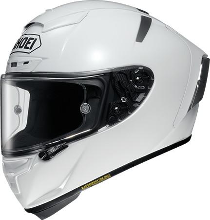 SHOEI ショウエイX-14 [X-FOURTEEN エックス フォーティーン ホワイト] ヘルメット