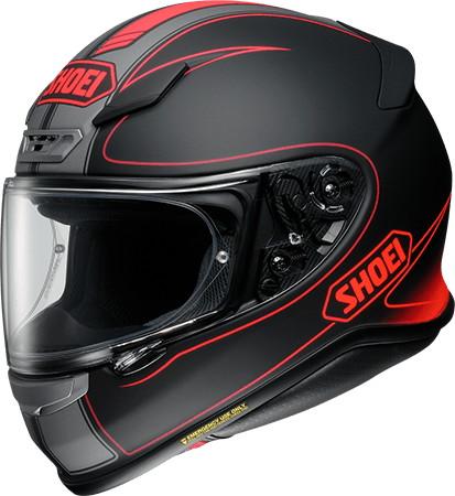 SHOEI ショウエイZ-7 FLAGGER [ゼット-セブン フラッガー TC-1 RED/BLACK マットカラー] ヘルメット