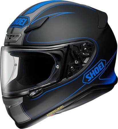 SHOEI ショウエイZ-7 FLAGGER [ゼット-セブン フラッガー TC-2 BLUE/BLACK マットカラー] ヘルメット
