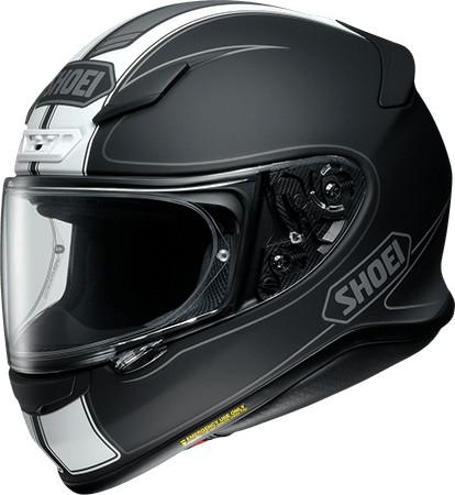 SHOEI ショウエイZ-7 FLAGGER [ゼット-セブン フラッガー TC-5 WHITE/BLACK マットカラー] ヘルメット