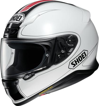 SHOEI ショウエイZ-7 FLAGGER [ゼット-セブン フラッガー TC-6 WHITE/RED] ヘルメット