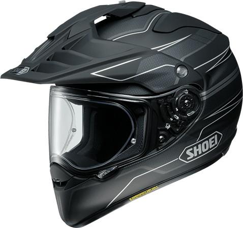 SHOEI ショウエイHORNET-ADV NAVIGATE [ホーネット-エーディーヴイ ナビゲイト TC-5 GREY/BLACK マットカラー] ヘルメット