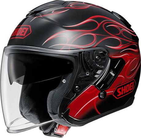 SHOEI ショウエイJ-Cruise REBORN [ジェイ-クルーズ リボーン TC-1 RED/BLACK] ヘルメット