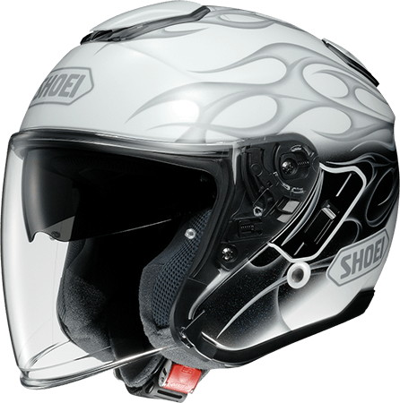 SHOEI ショウエイJ-Cruise REBORN [ジェイ-クルーズ リボーン TC-6 WHITE/GREY] ヘルメット