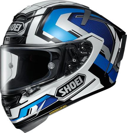 SHOEI ショウエイX-14 BRINK [エックス-フォーティーン ブリンク] ヘルメット