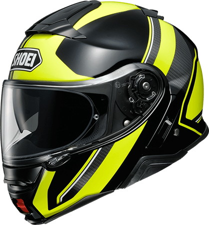SHOEI ショウエイNEOTECII EXCURSION [ネオテック2 エクスカーション TC-3 YELLOW/BLACK] ヘルメット