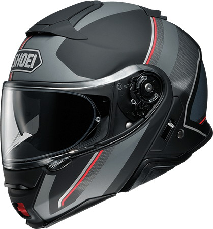 SHOEI ショウエイNEOTECII EXCURSION [ネオテック2 エクスカーション TC-5 SILVER/BLACK] ヘルメット