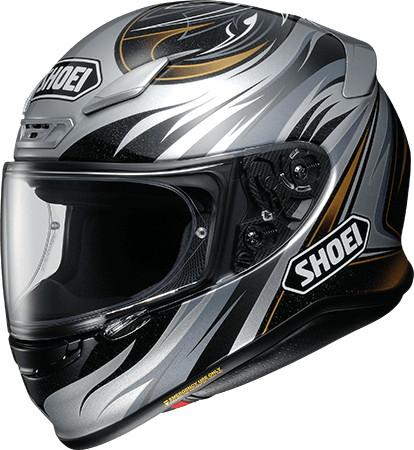 SHOEI ショウエイZ-7 INCISION [ゼット-セブン インシジョン TC-5 BLACK/SILVER] ヘルメット