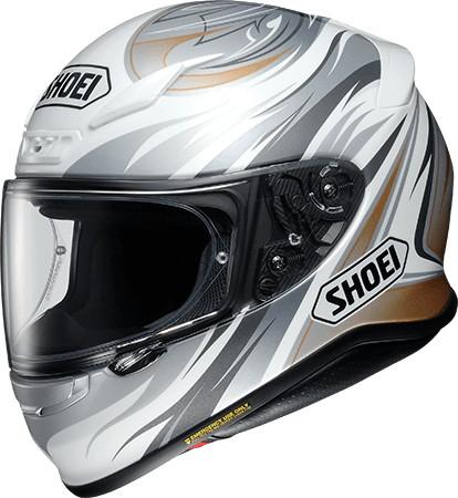 SHOEI ショウエイZ-7 INCISION [ゼット-セブン インシジョン TC-6 WHITE/SILVER] ヘルメット