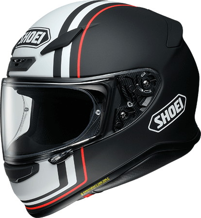 SHOEI ショウエイZ-7 RECOUNTER [ゼット-セブン リカウンター TC-5 BLACK/WHITE] ヘルメット