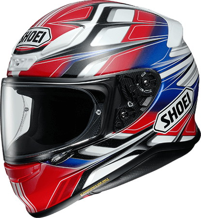 SHOEI ショウエイZ-7 RUMPUS [ゼット-セブン ランパス TC-1 RED/WHITE] ヘルメット