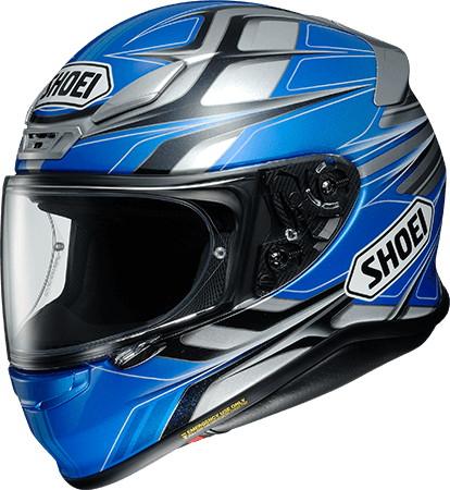 SHOEI ショウエイZ-7 RUMPUS [ゼット-セブン ランパス TC-2 BLUE/GREY] ヘルメット