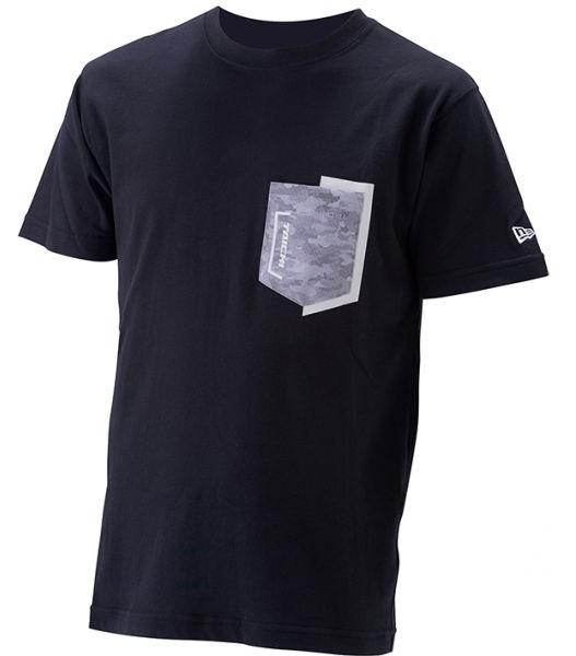 RSタイチ RS TAICHI アールエスタイチ【NEW ERA×TAICHI】 NEB004 コットン ポケット Tシャツ