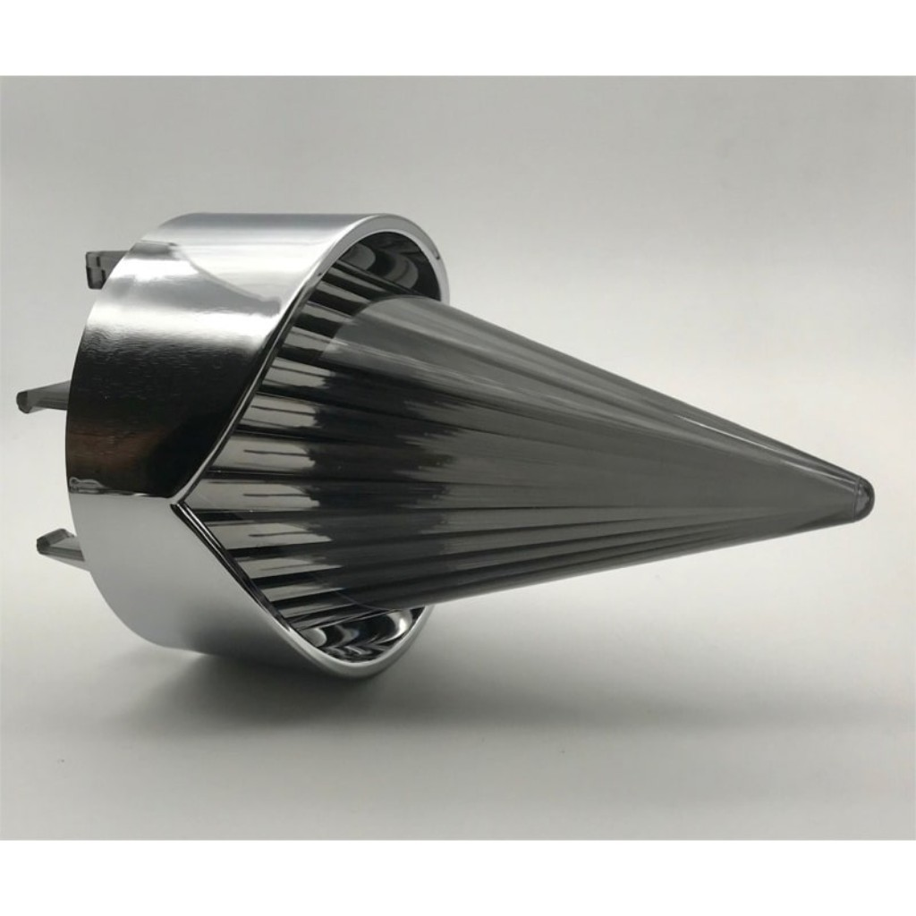 Big Afterburner Lens ウィンカーベゼル&レンズ(フラット用)