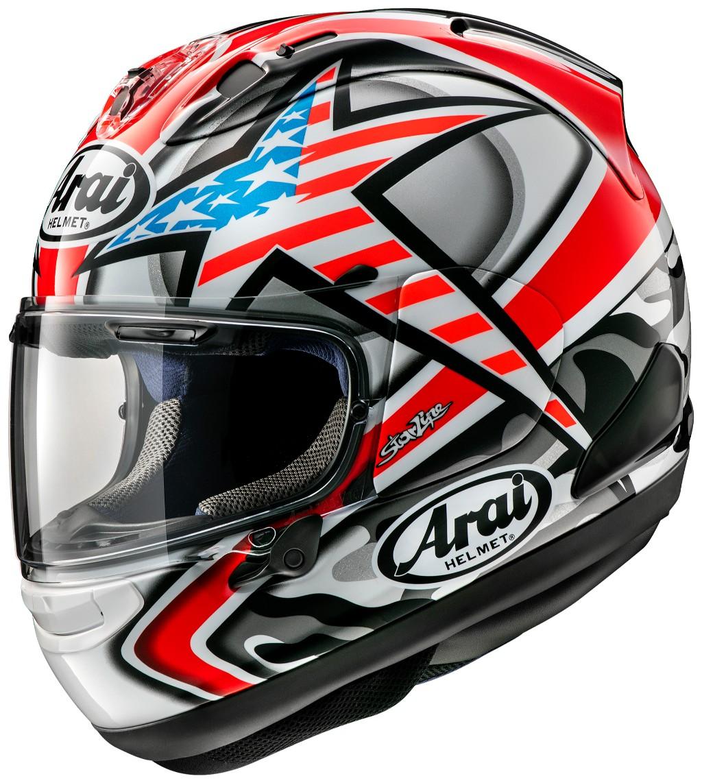 Arai アライRX-7X HAYDEN LAGUNA [アールエックス セブンエックス ヘイデン・ラグナ] ヘルメット