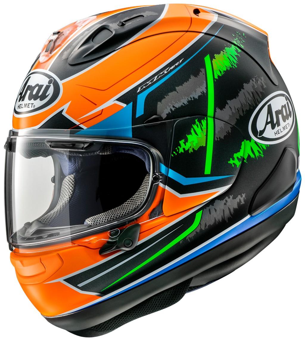 Arai アライRX-7X VAN DER MARK [アールエックス セブンエックス ファン・デル・マーク] ヘルメット