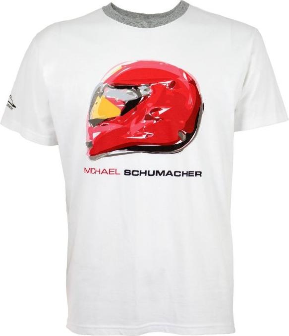 "Motorimoda モトーリモーダ【Michael Schumacher:ミハエル シューマッハ】シューマッハ チャンピオン アイコン ツアー Tシャツ MICHAEL SCHUMACHER T-SHIRT ""CHAMPION ICON TOUR"""