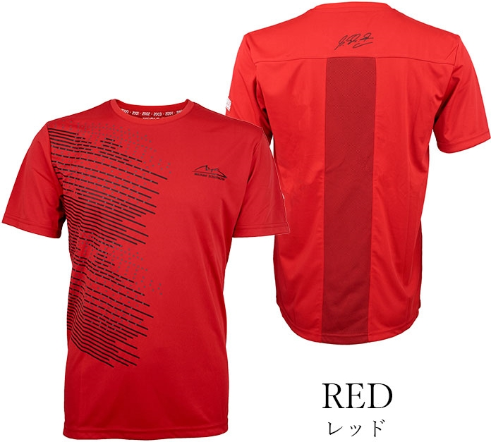 Motorimoda モトーリモーダ【Michael Schumacher:ミハエル シューマッハ】シューマッハ スピードライン Tシャツ