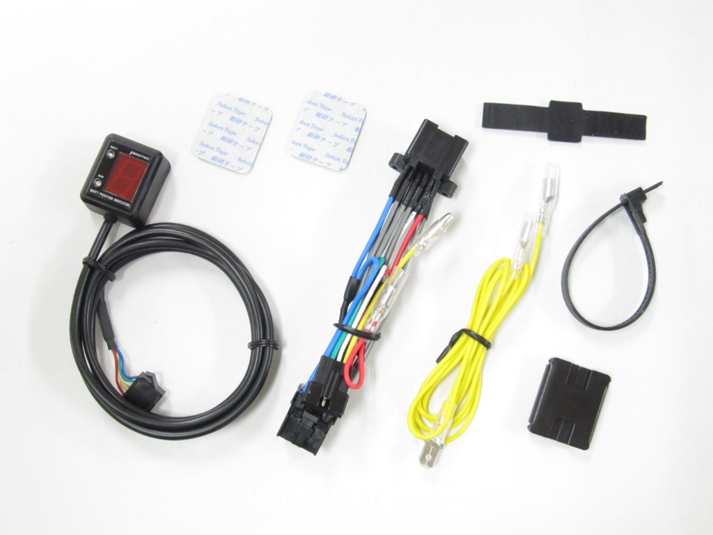 PROTEC プロテックSPI-Y41 シフトポジションインジケーター専用キット