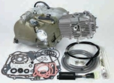 17R-Stage+D コンプリートエンジンキット 106cc(セカンダリー)