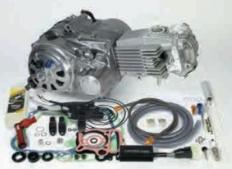 Super Head-4V+R コンプリートエンジンキット 106cc(セカンダリー)