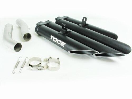TOCE トゥースT-Slash スリップオンマフラー