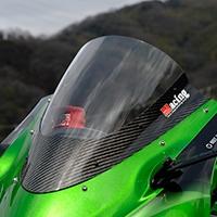 【Magical Racing】碳纖維鑲邊風鏡 - 「Webike-摩托百貨」