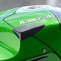 【Magical Racing】碳纖維油箱側保護貼片 - 「Webike-摩托百貨」