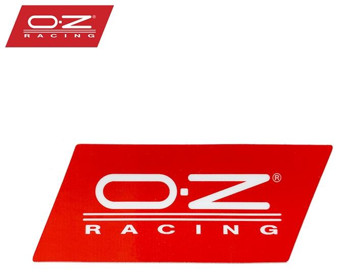 Motorimoda モトーリモーダ【OZ Racing:OZレーシング】カーステッカー