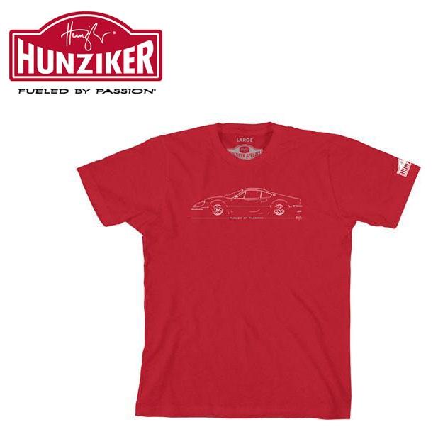 Motorimoda モトーリモーダ【Hunziker Apparel:フンツィカー アパレル】DINO [ディーノ] 206 Tシャツ